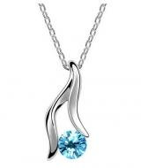 Ogrlice s kristalom naravnega cirkona